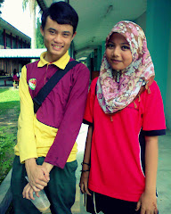 Me And Adek Luqman