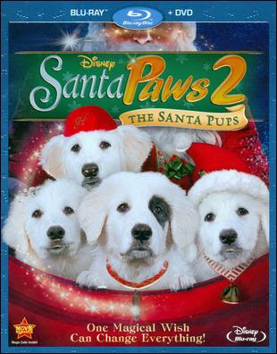 Santa Paws 2: The Santa Pups Review