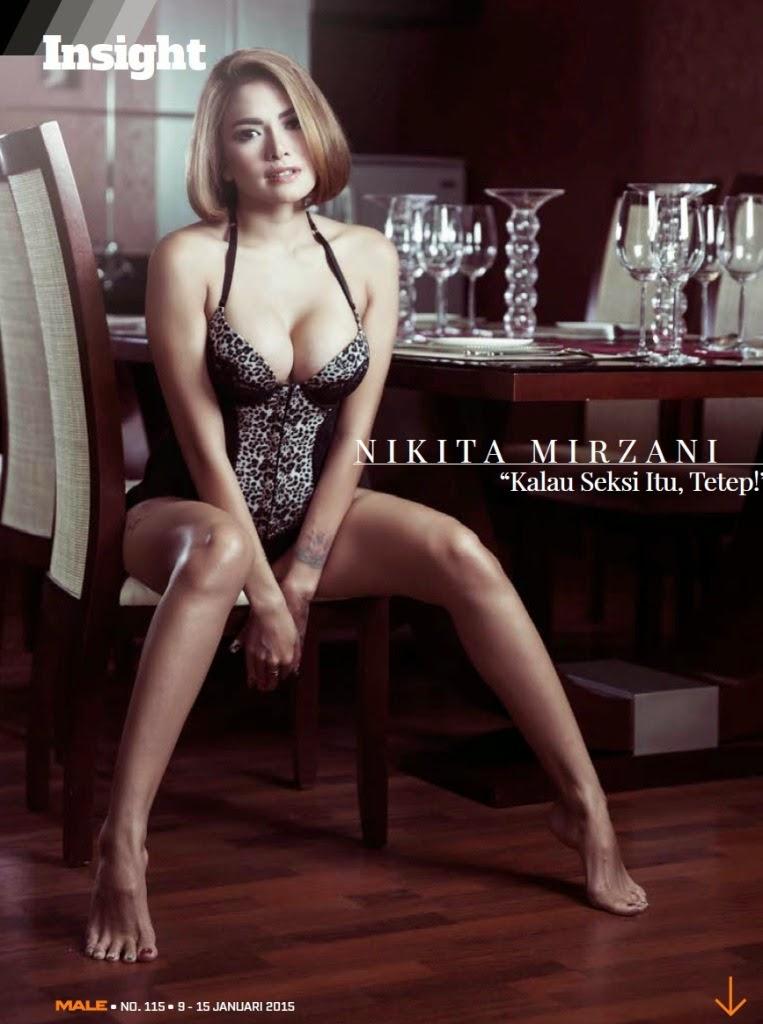 artis indonesia hot Nikita Mirzani
