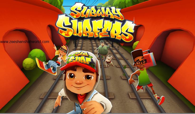 play online game subway surfers