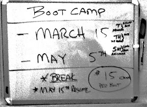 E-MAIL ME ABOUT BOOTCAMP!!