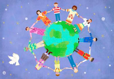 Children's Day PowerPoint Background 5