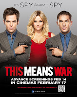 Download This Means War (2012) TS 350MB Ganool