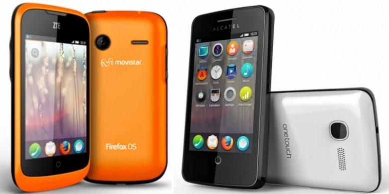 ZTE Mulai Jual Ponsel Firefox OS