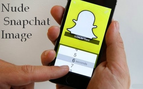 Hackers Put Nude 'Snapchat images' online