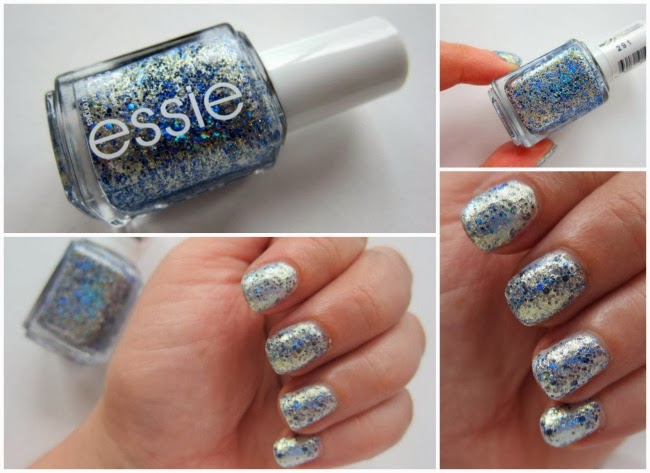 Essie On A SIlver  Nail Polish