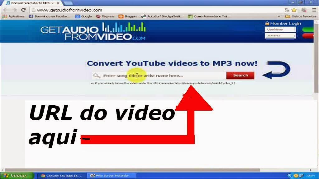 como baixar musica do youtube para o pc