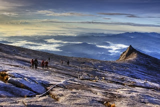 Places of Mount Kinabalu