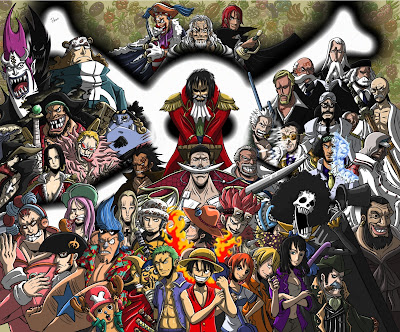 One Piece Family