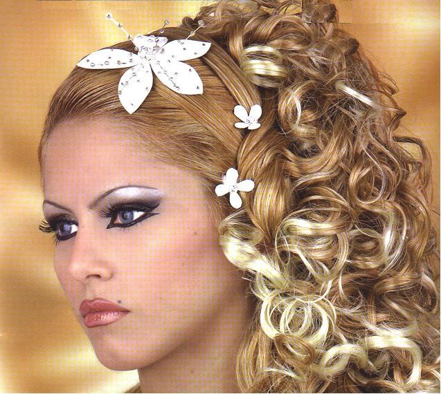 اجمل تسريحات شعر للعرائس روعه 59020