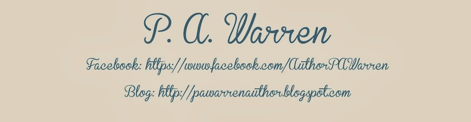 Author P.A Warren