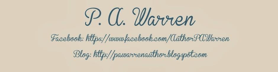 Author P.A Warren