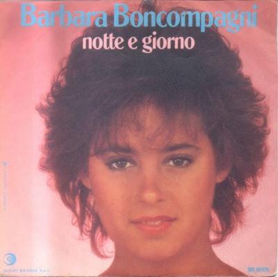 Sanremo 1983 - Barbara Boncompagni - Giorno e notte