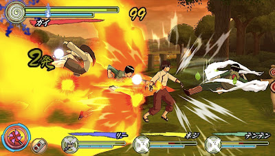 Ultimate Ninja Storm 3 Game