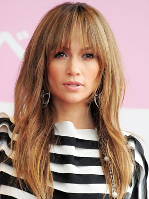Jennifer Lopez Hair Color 2011 on Jennifer Lopez 2011 Hair Color
