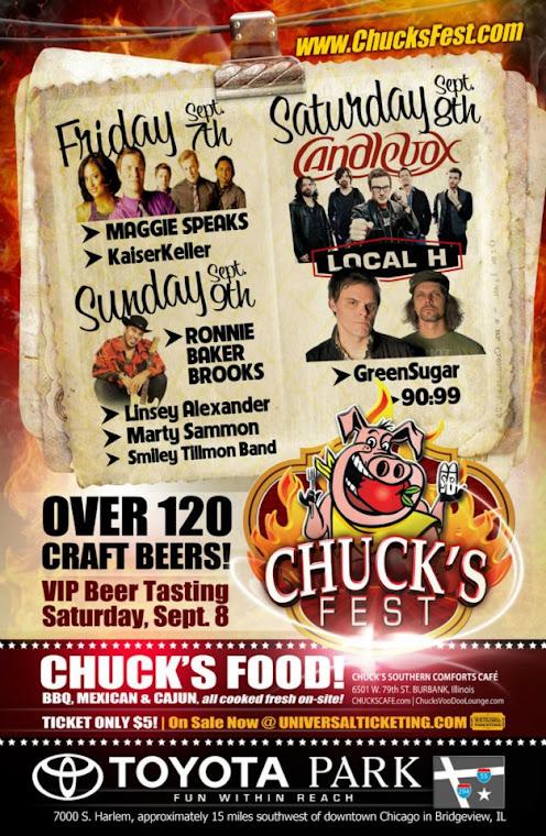 CHUCK'S FEST 2012
