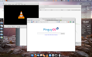 pinguy os 12.04 screenshot