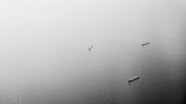 Ships at sea | Panasonic G1