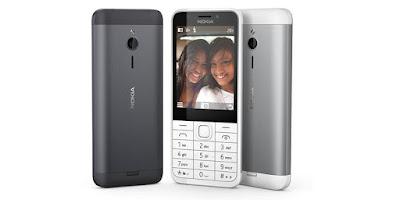spesifikasi Nokia 230 Dual Sim