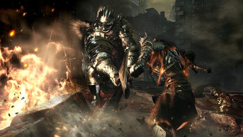 Dark Souls 3 HD Wallpaper