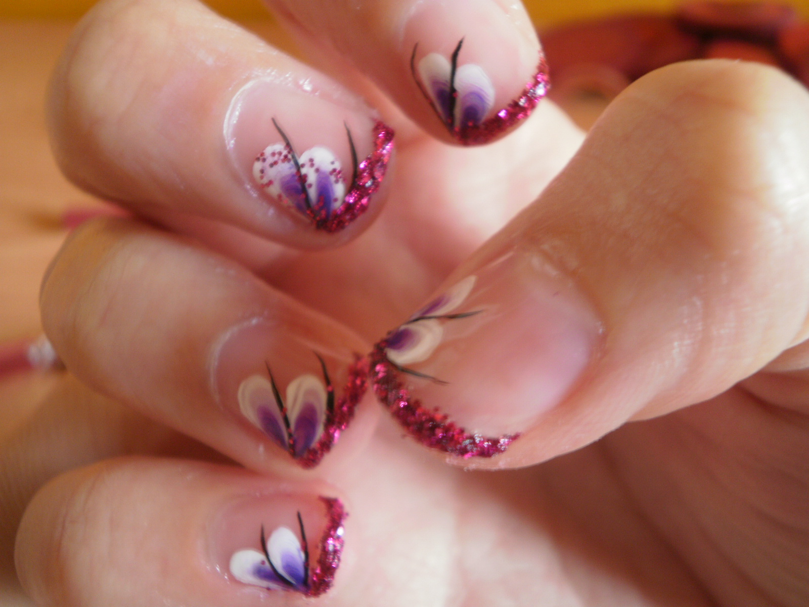 Cute Short Nail Designs