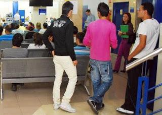 Cuatro regiones españolas entre las diez con más paro juvenil de Europa