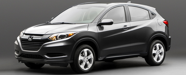 Honda HR-V Review 2015