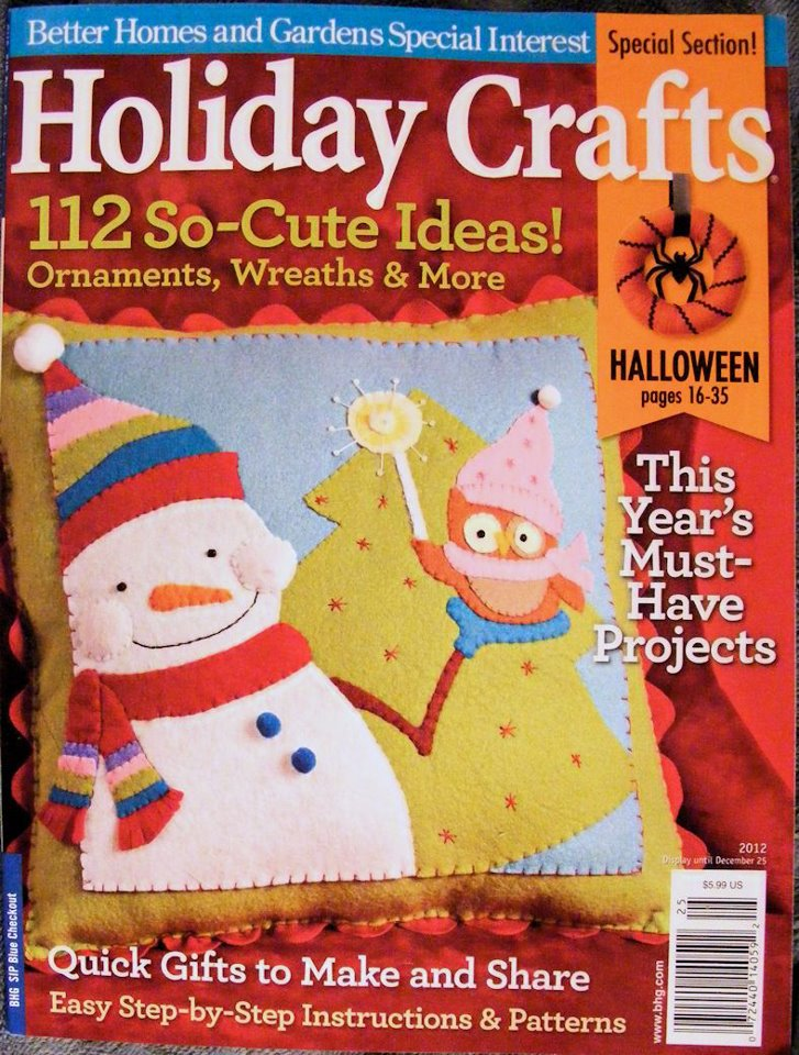 oakleaf hollow primitives i 39 m in holiday crafts magazine