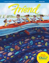 The Friend  February 2016