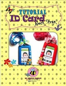 Ebook ID CARD NECKSTRAP RM10
