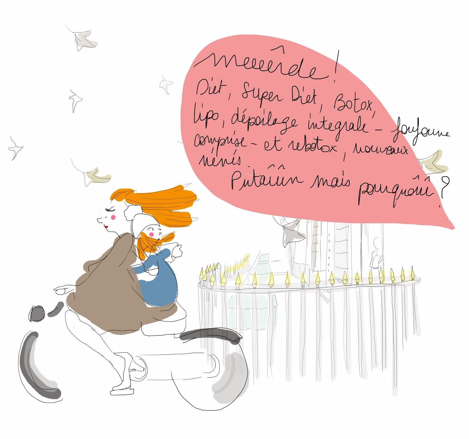 femme vélo, vélib, avenue montaigne, la vie selon l