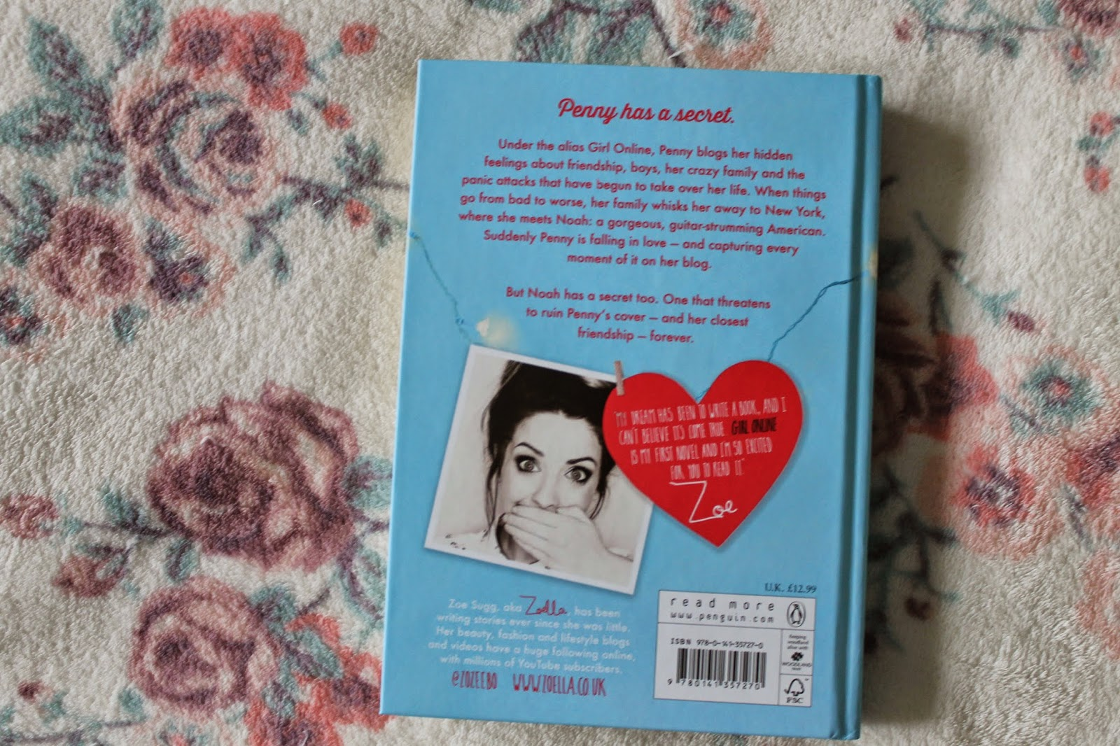Girl Online by Zoe Sugg Review
