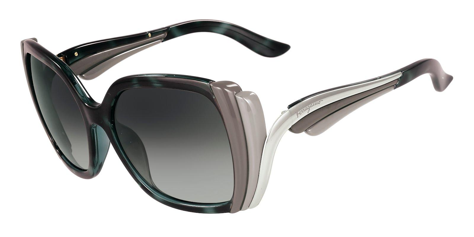 Las gafas del verano....son las Arcobaleno de Salvatore Ferragamo ...
