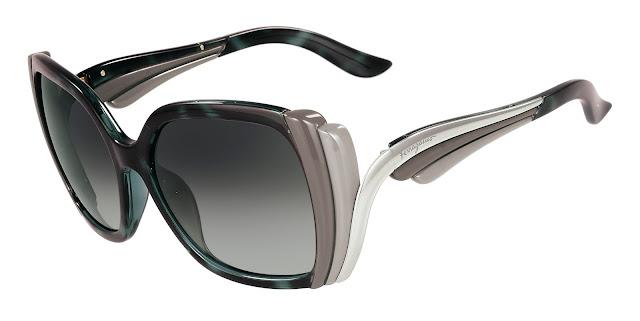 Las gafas del verano….son las Arcobaleno de Salvatore Ferragamo