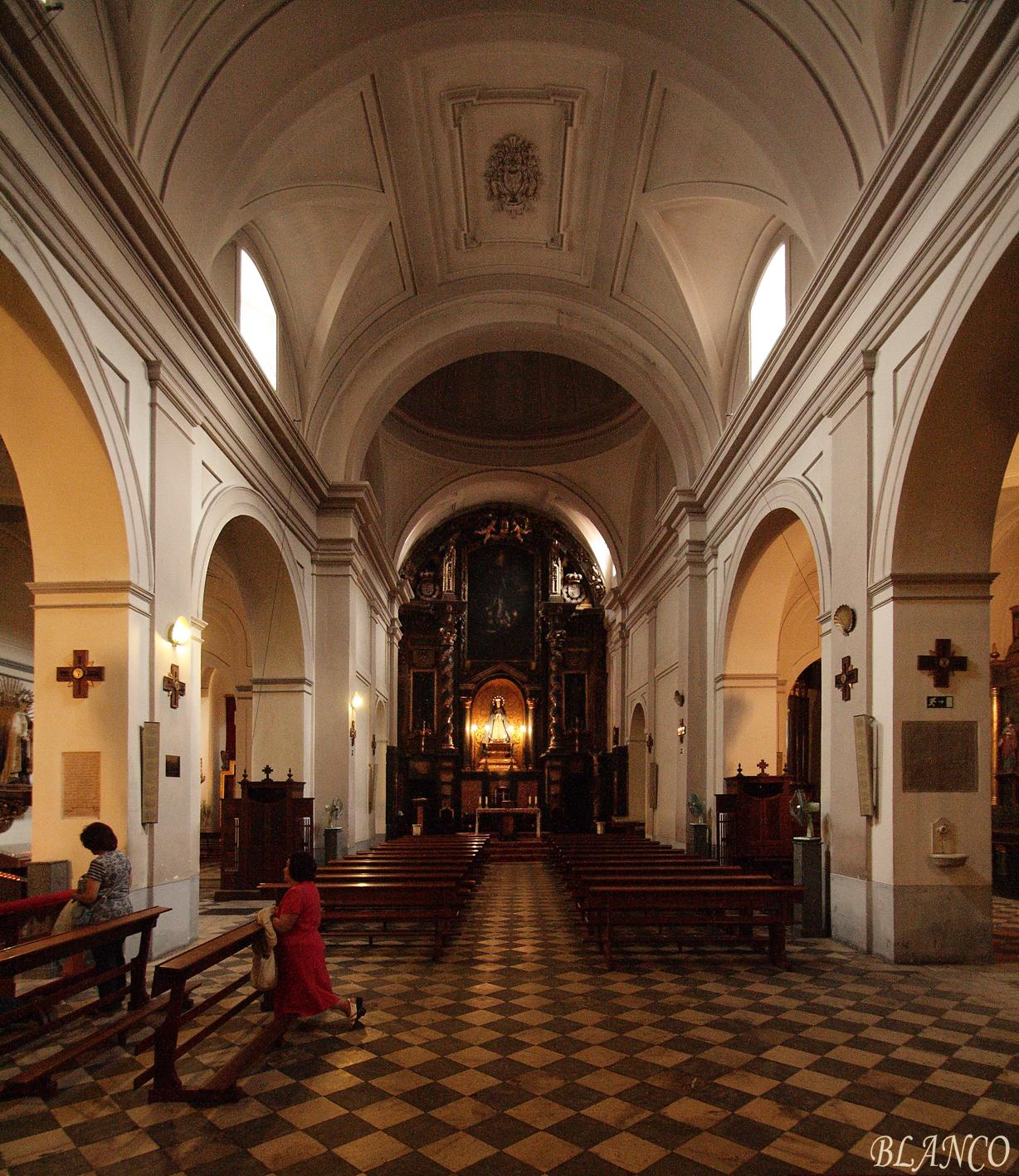 Madrid en Foto: Iglesia de San Pedro el Viejo