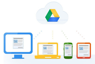 google drive in the clouds device support