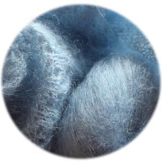 På pinnene - LuxusGarnet - Kid Silk