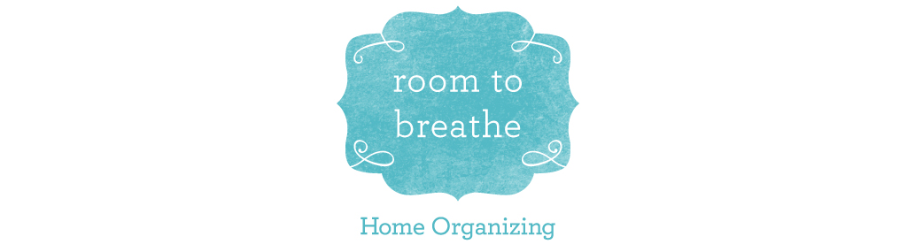 Room to Breathe - Calgary Professional Organizer