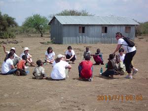 Maai Mahiu, Kenya: April 2012