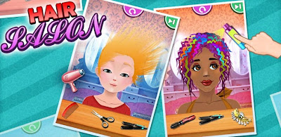 Hair Salon - Kids Games apk