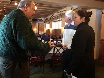 Rep. Stefanik in Lake Placid Today