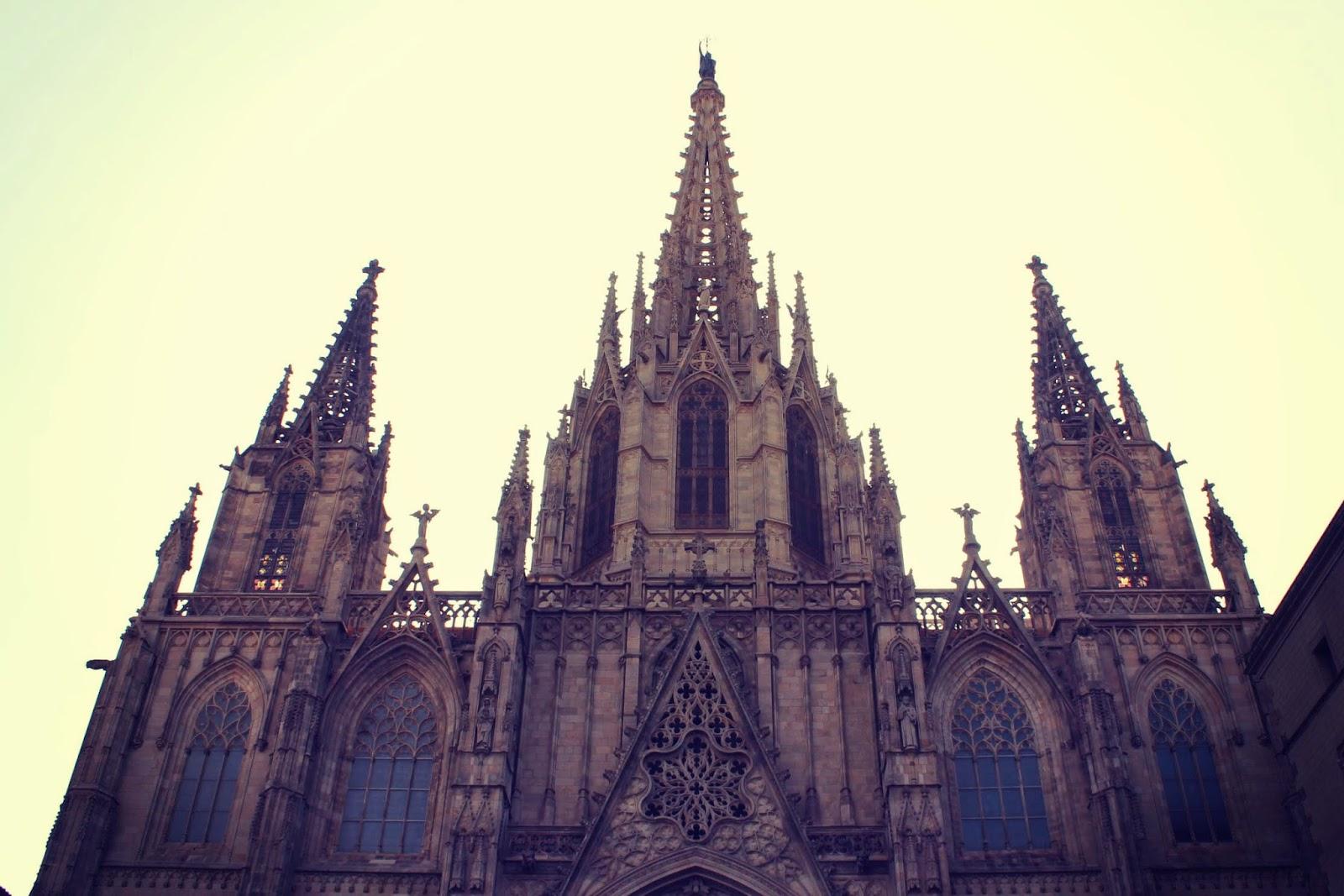 Barcelona - O Bairro Gótico