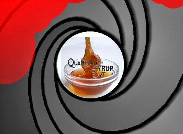 #fat007 Quantum of Syrup