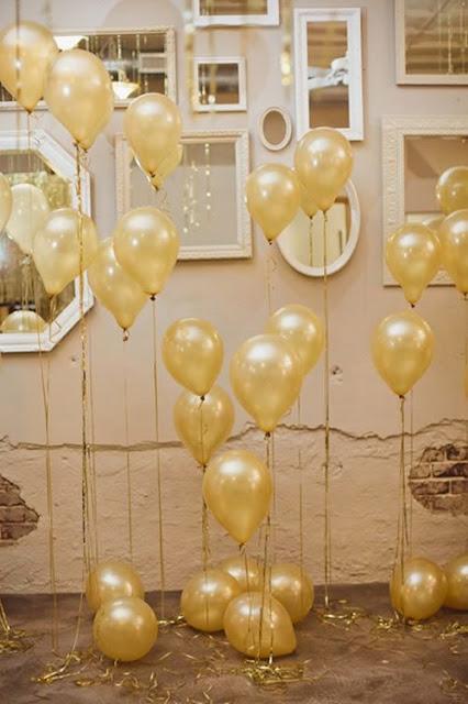Ideia decoração réveillon Ano novo 2