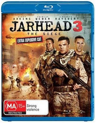 Jarhead 3: The Siege (2016) HD 1080p Latino