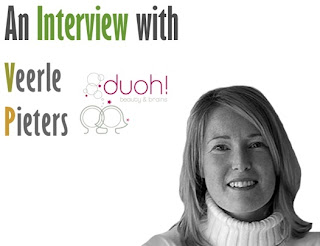An Interview with Veerle Pieters of Duoh.com front