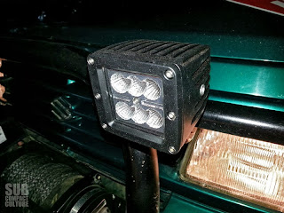 TigerLights LED Flood Beam