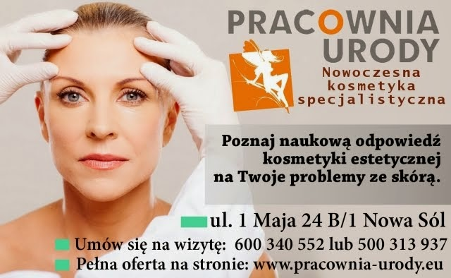 Salon kosmetyczny Pracownia Urody Nowa Sól - odmładzanie makijaż ELEKTROSTYMULACJA zabiegi