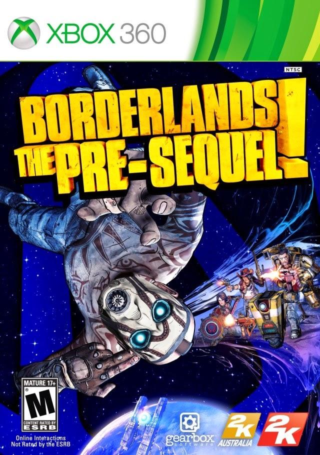 PC Trainers By Mr.AntiFun: Borderlands: The Pre-Sequel All ... Borderlands Pre Sequel Pc Trainer