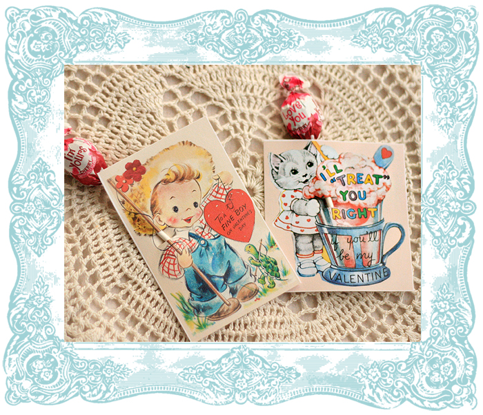 image regarding Free Printable Vintage Valentine Cards identified as Jodie Lee Layouts: Typical Valentine Playing cards - Free of charge Printable